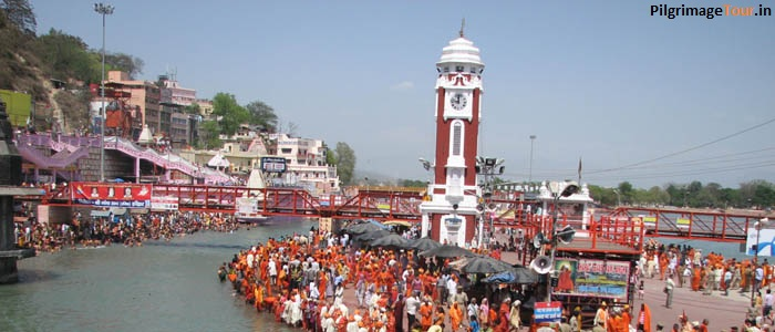 Haridwar - Chardham Route