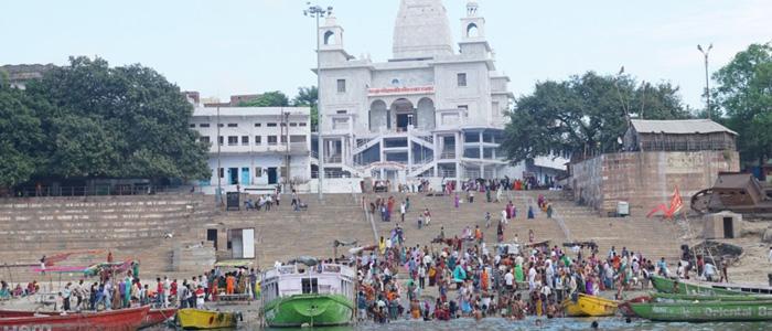 Asthi Visarjan in Mathura