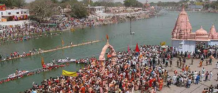 Asthi Visarjan in Ujjain