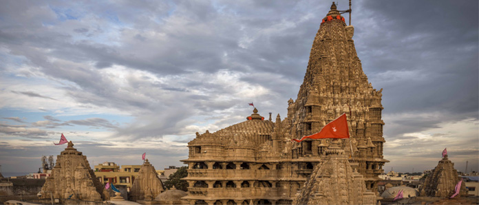 Dwarkadhish Temple - Nava Dwaraka